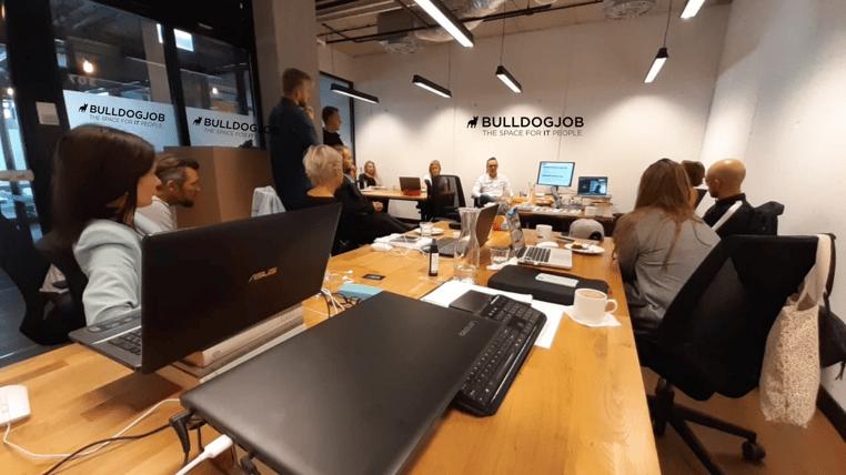 buldog office